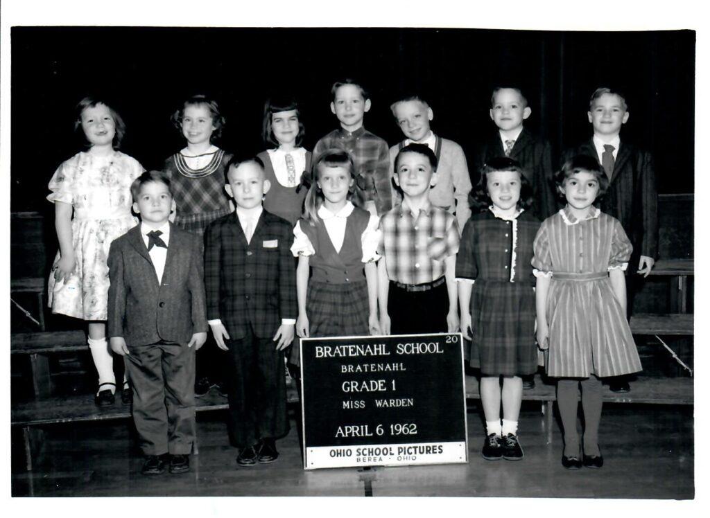 1961-62 Grade 1