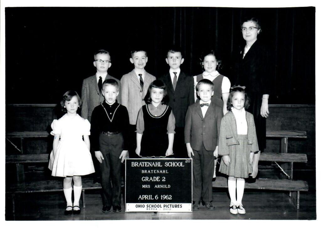 1961-62 Grade 2