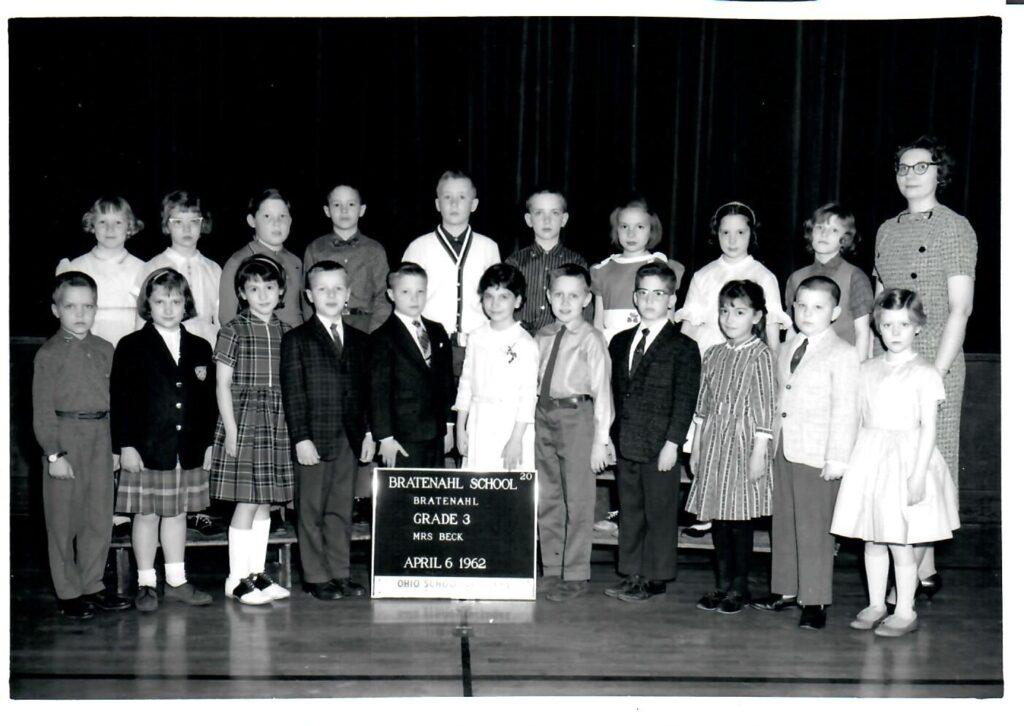 1961-62 Grade 3