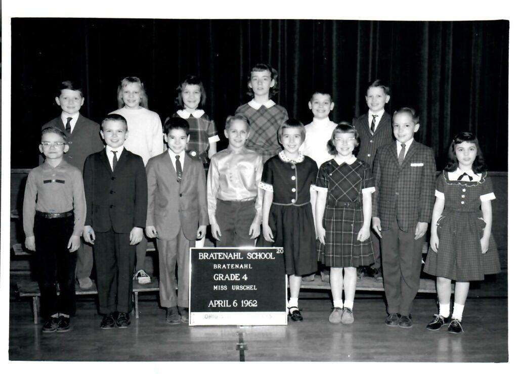 1961-62 Grade 4