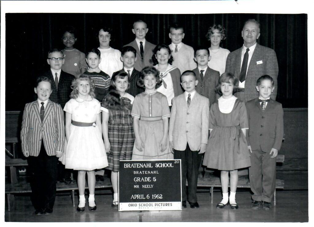 1961-62 Grade 5