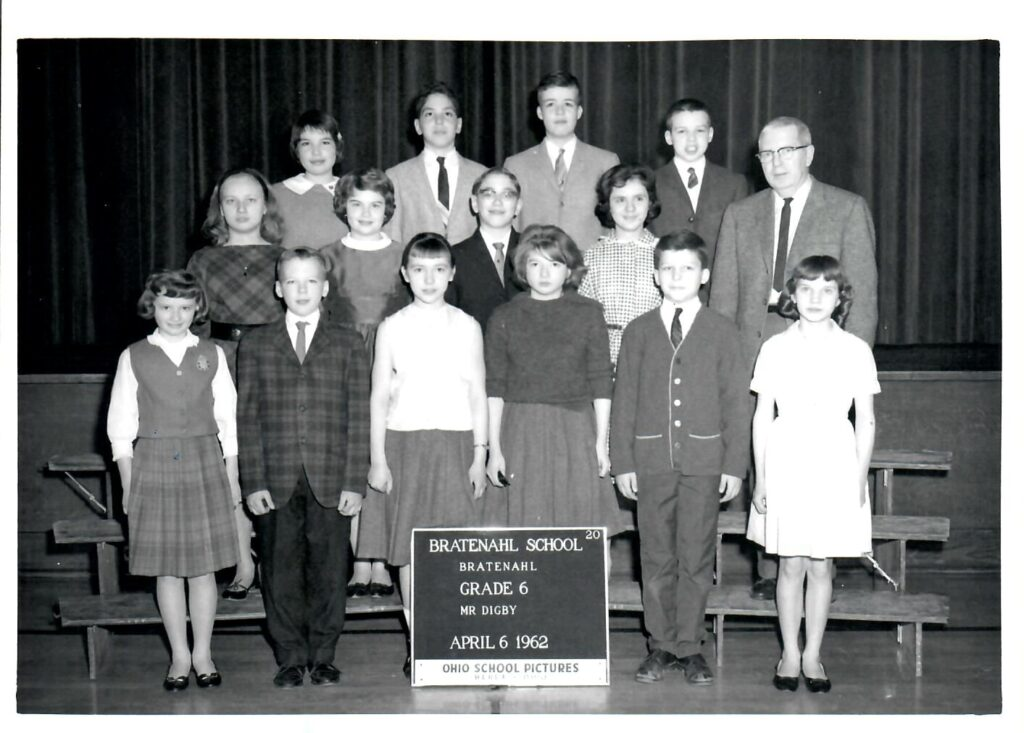 1961-62 Grade 6