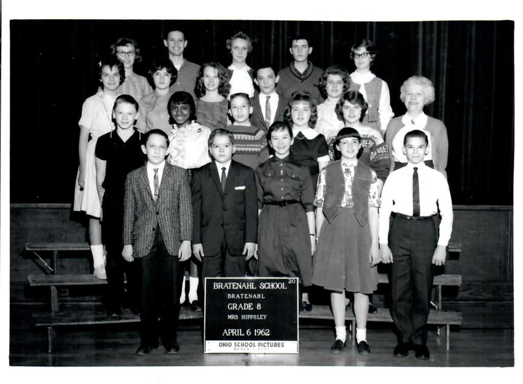 1961-62 Grade 8