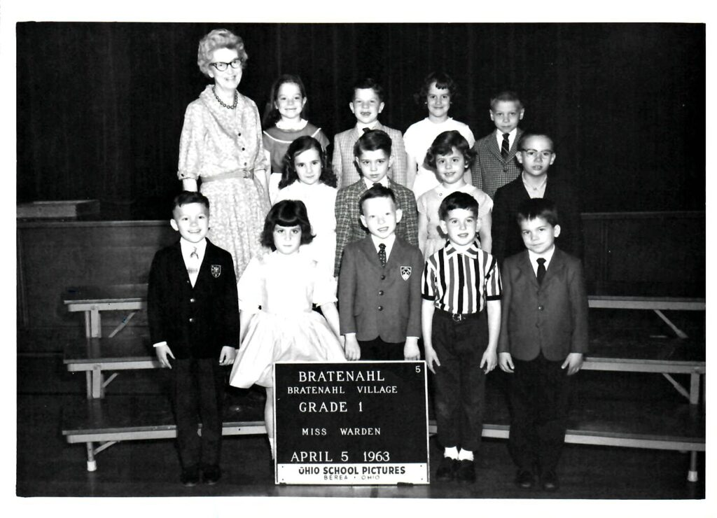 1962-63 Grade 1