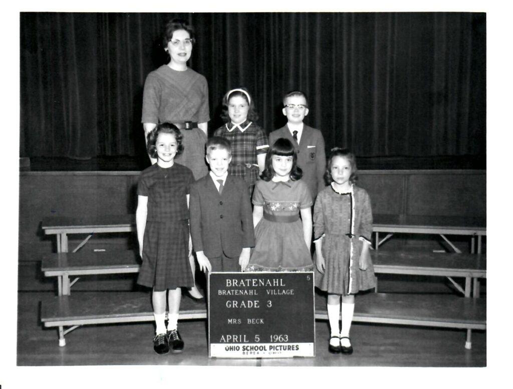 1962-63 Grade 3