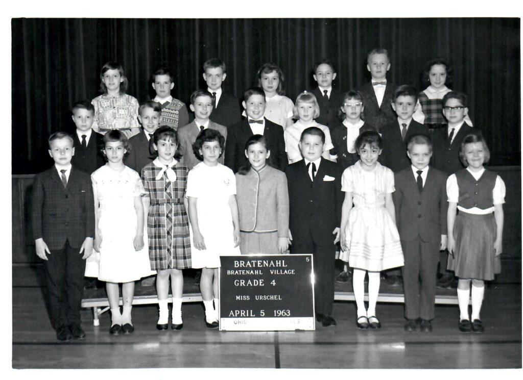 1962-63 Grade 4