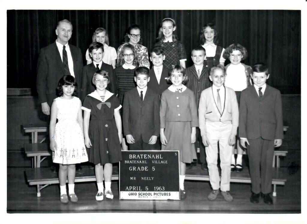 1962-63 Grade 5