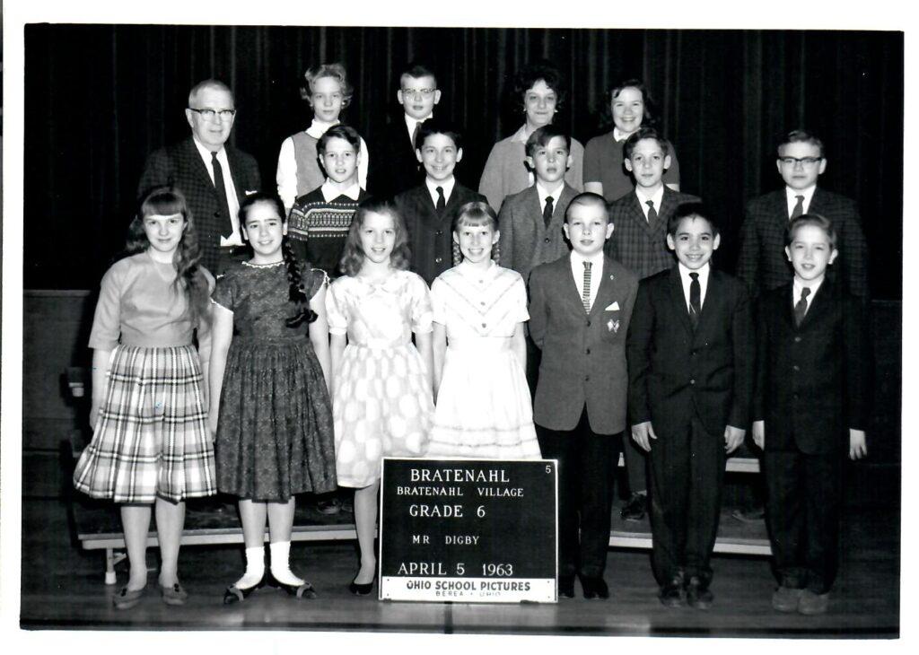 1962-63 Grade 6