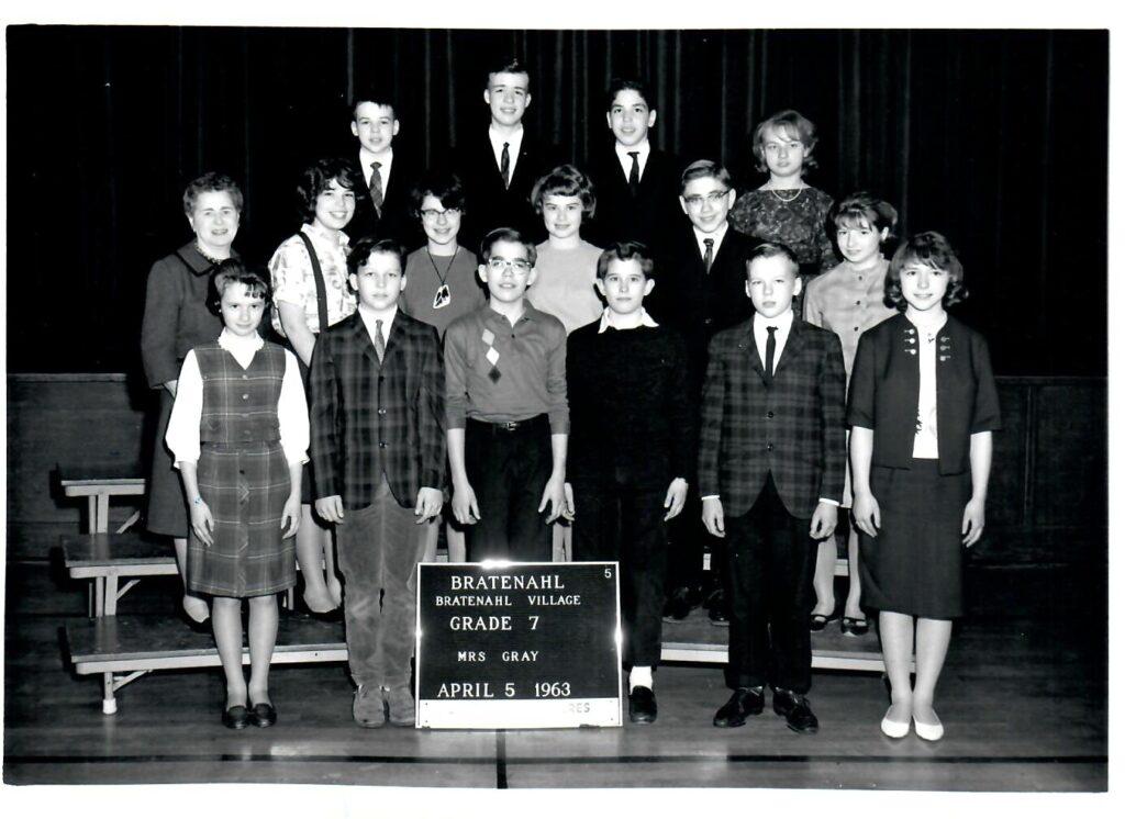 1962-63 Grade 7