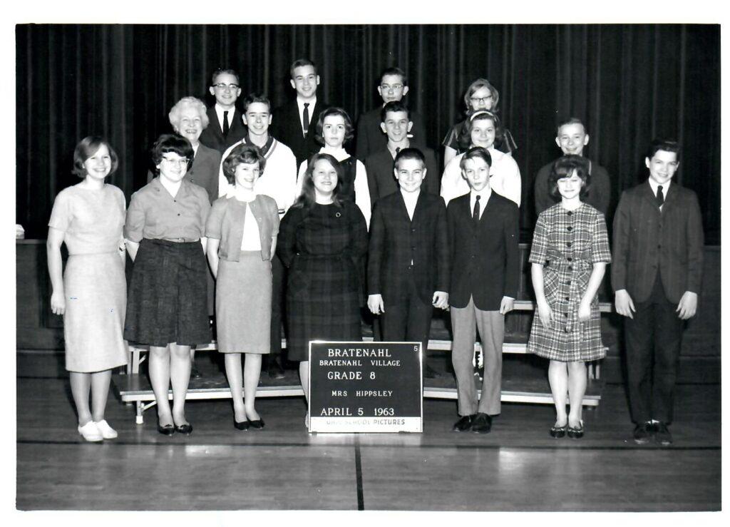 1962-63 Grade 8
