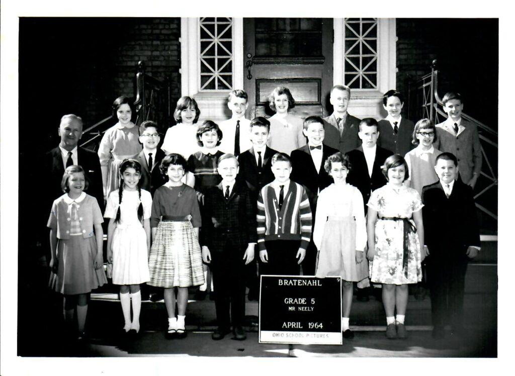 1963-64 Grade 5