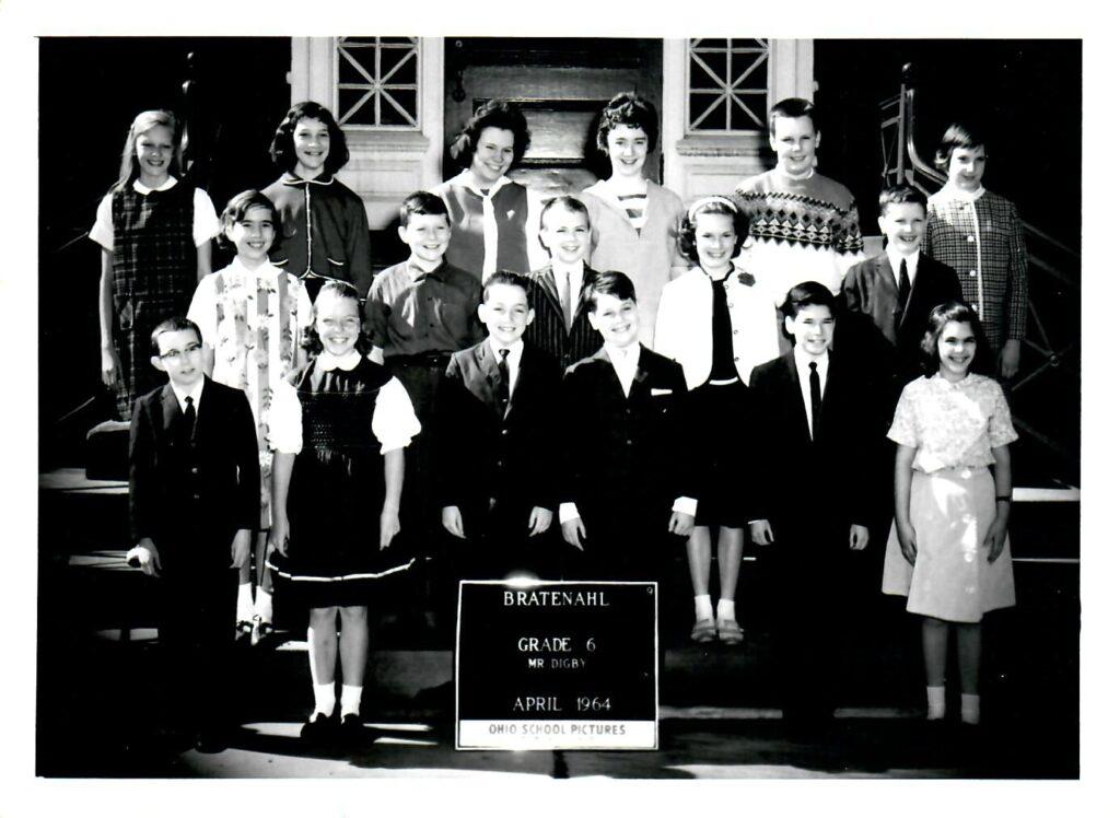 1963-64 Grade 6