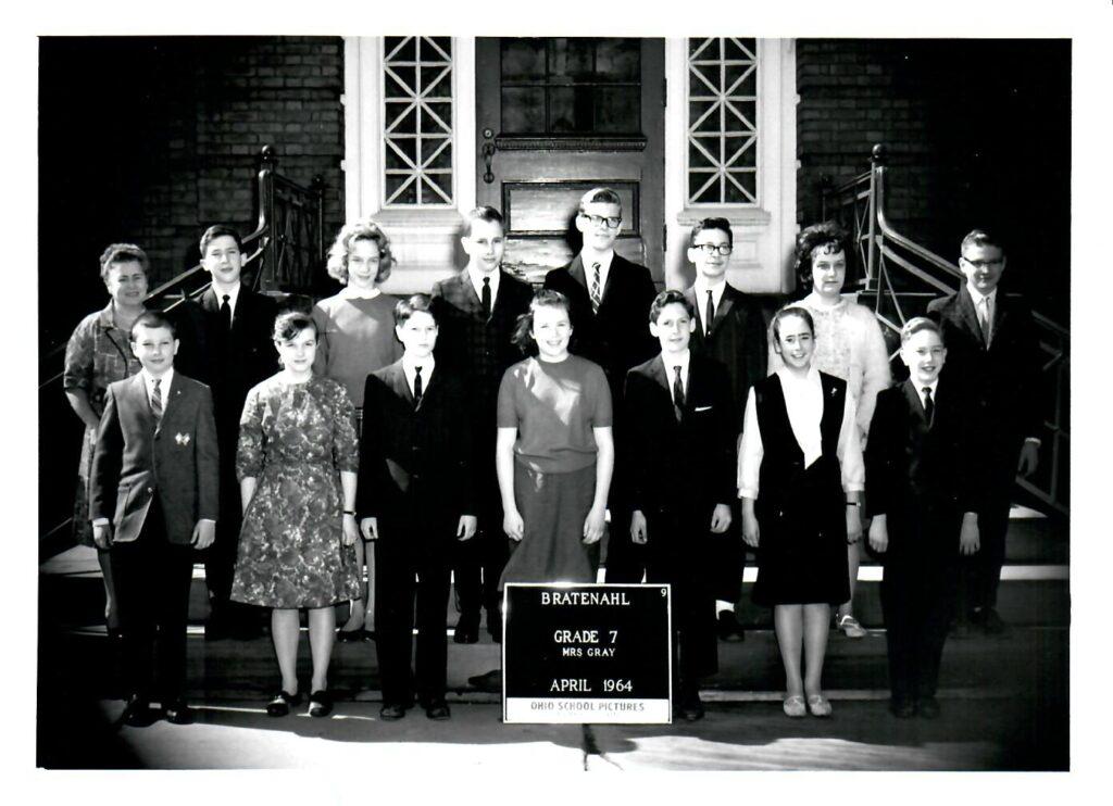 1963-64 Grade 7
