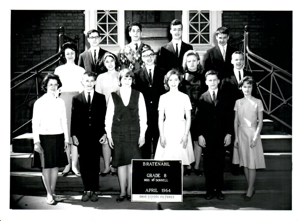 1963-64 Grade 8