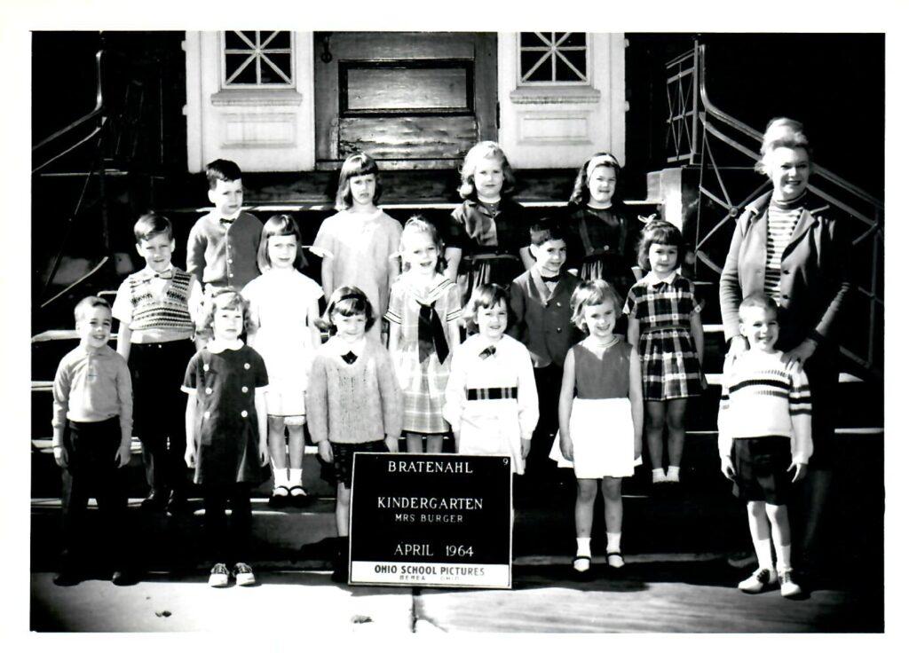 1963-64 Kindergarten