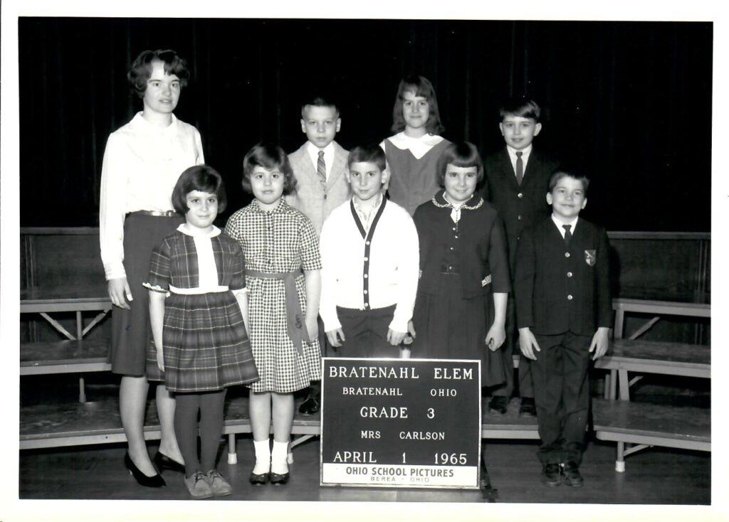 1964-65 Grade 3