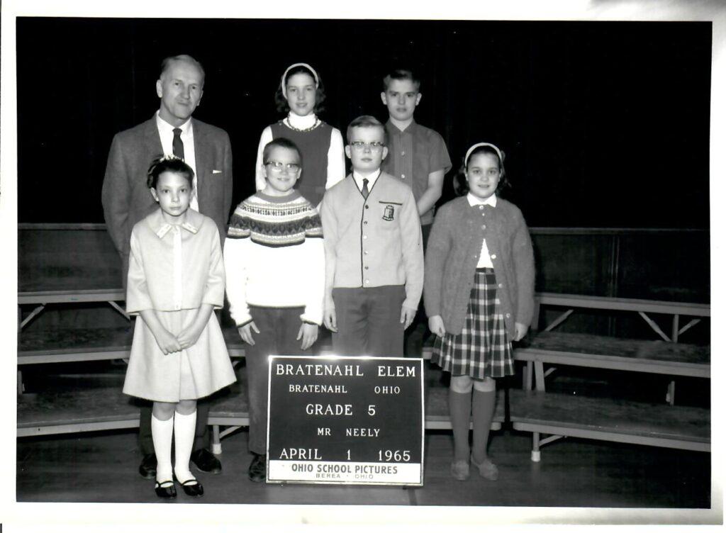 1964-65 Grade 5