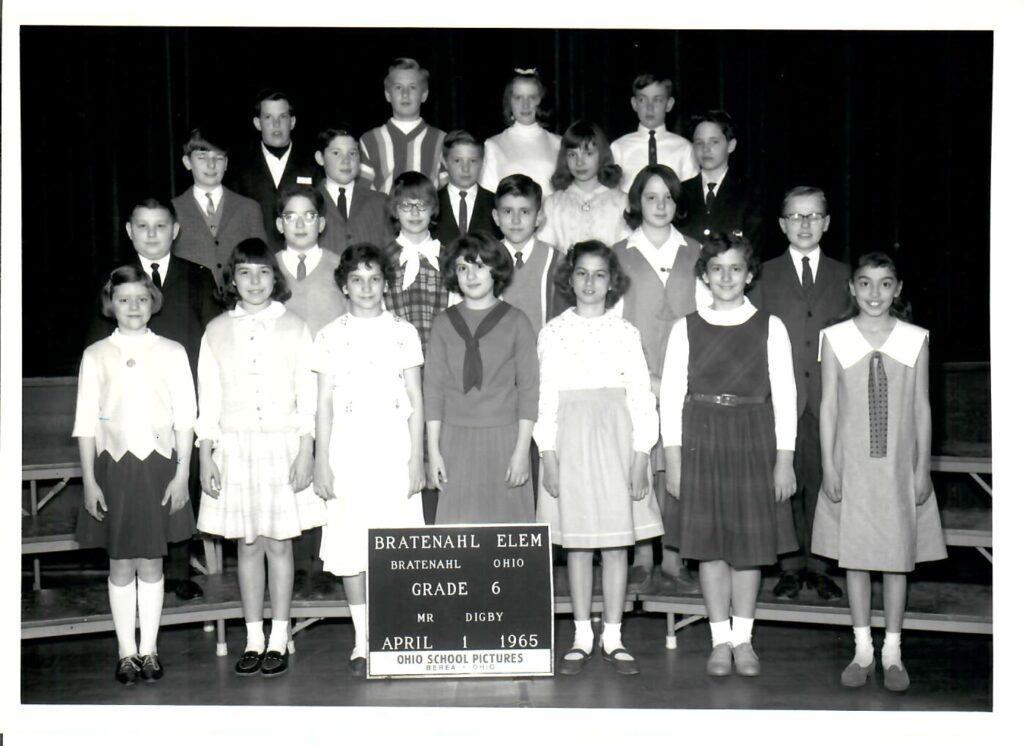 1964-65 Grade 6