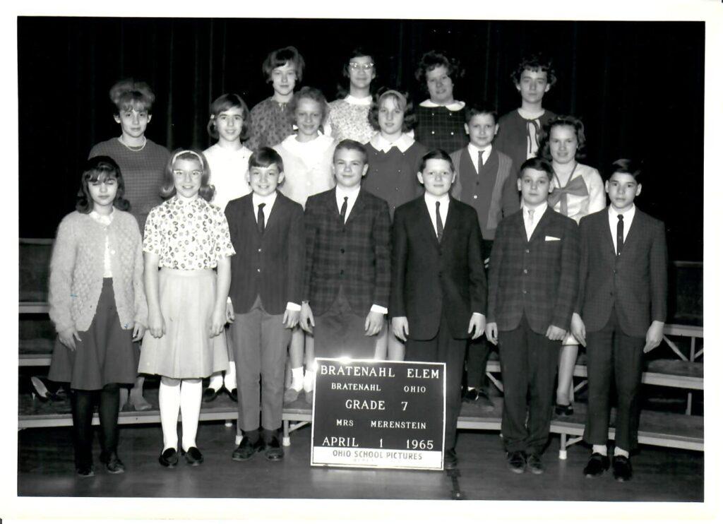1964-65 Grade 7