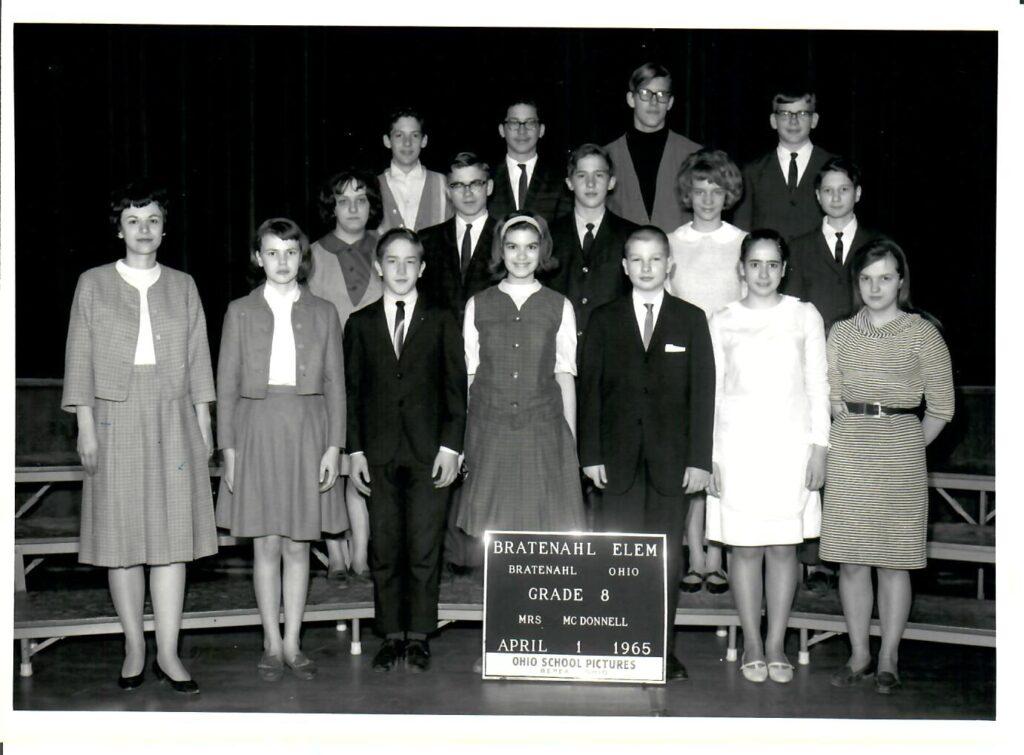 1964-65 Grade 8