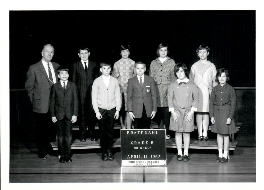 1966-67 Grade 5