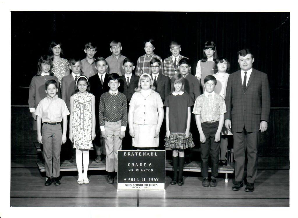 1966-67 Grade 6