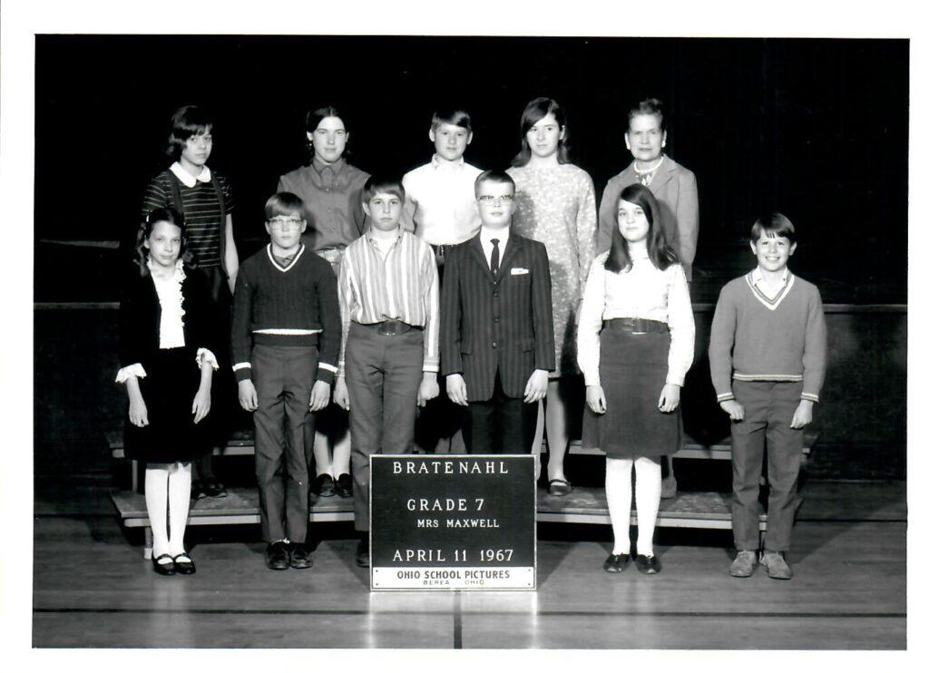 1966-67 Grade 7