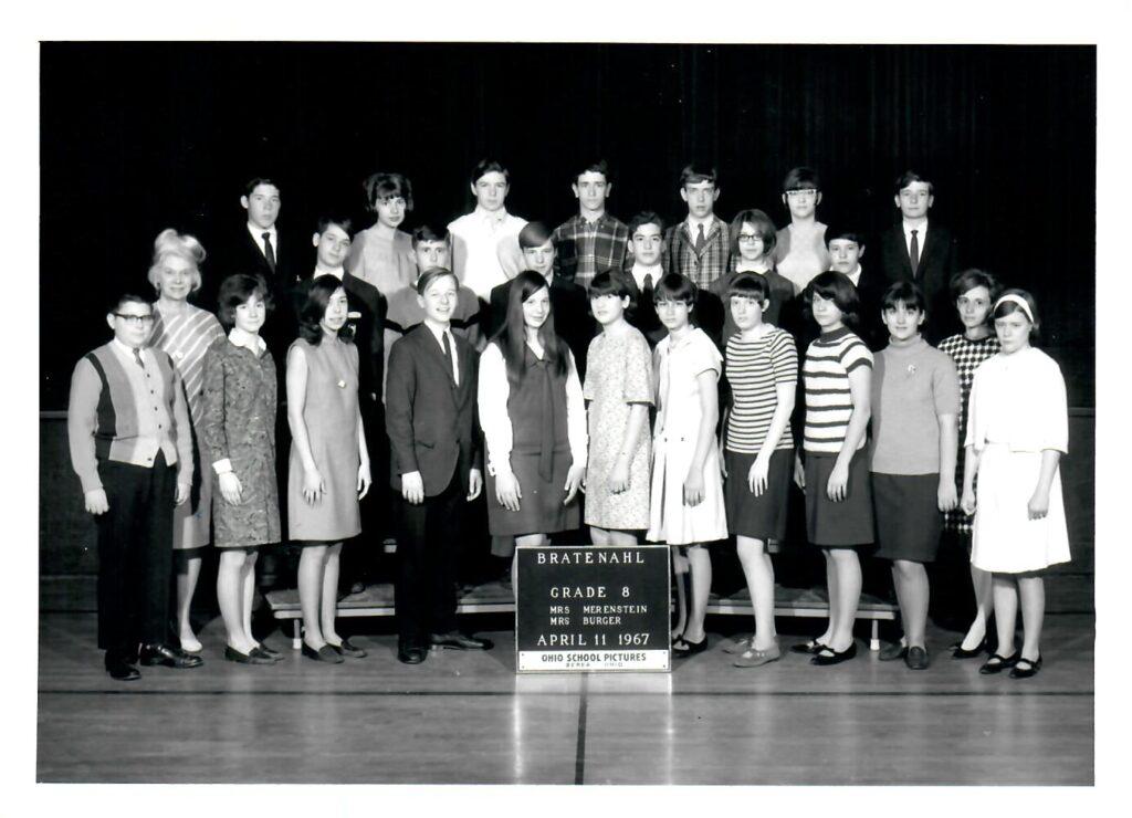 1966-67 Grade 8