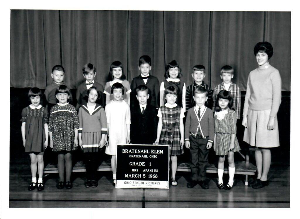 1967-68 Grade 1