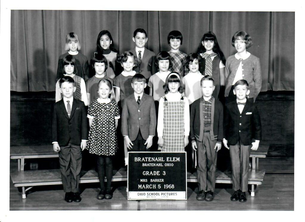 1967-68 Grade 3