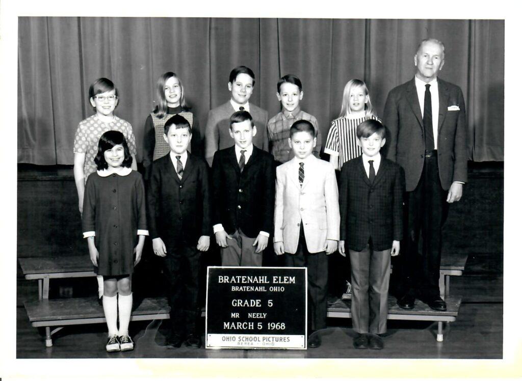 1967-68 Grade 5
