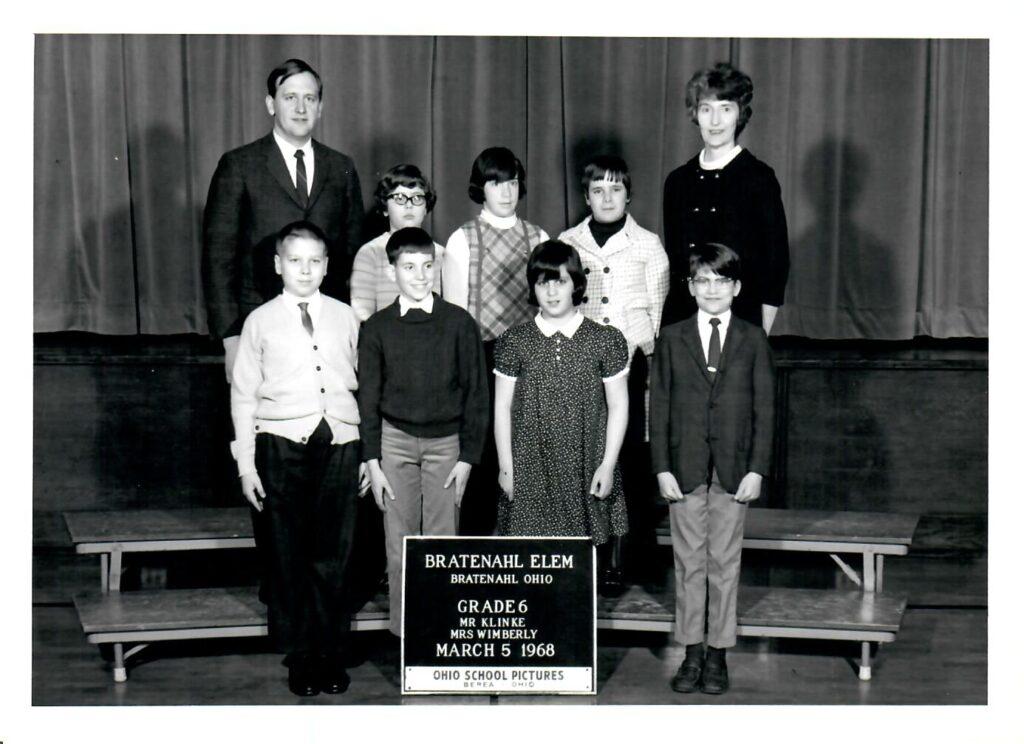1967-68 Grade 6