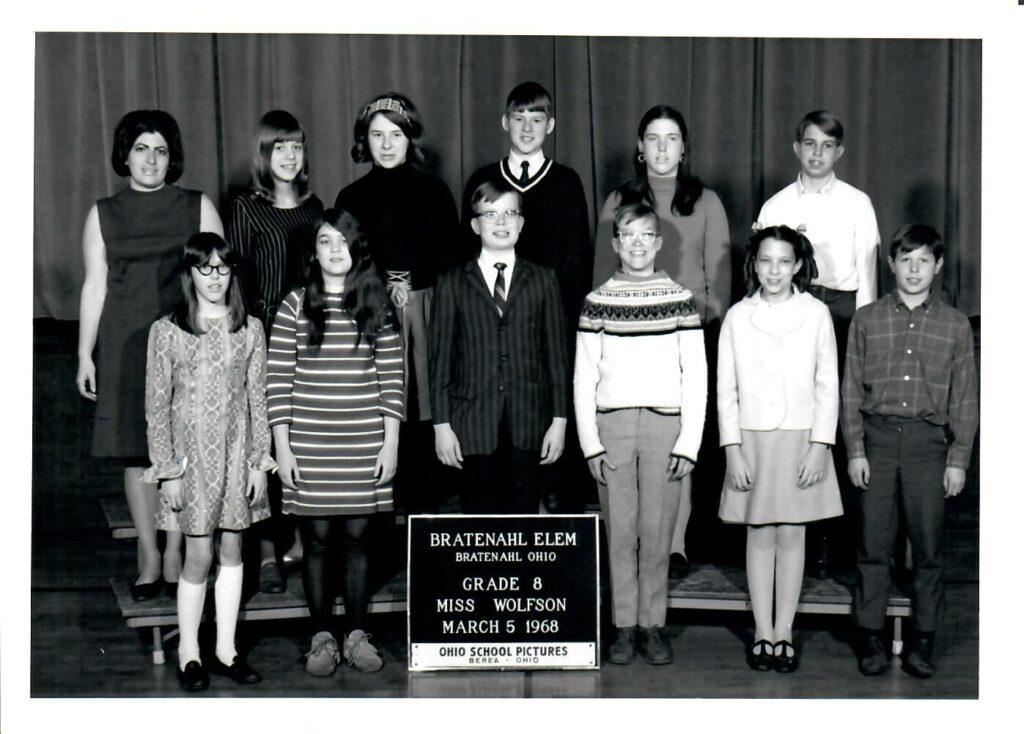 1967-68 Grade 8