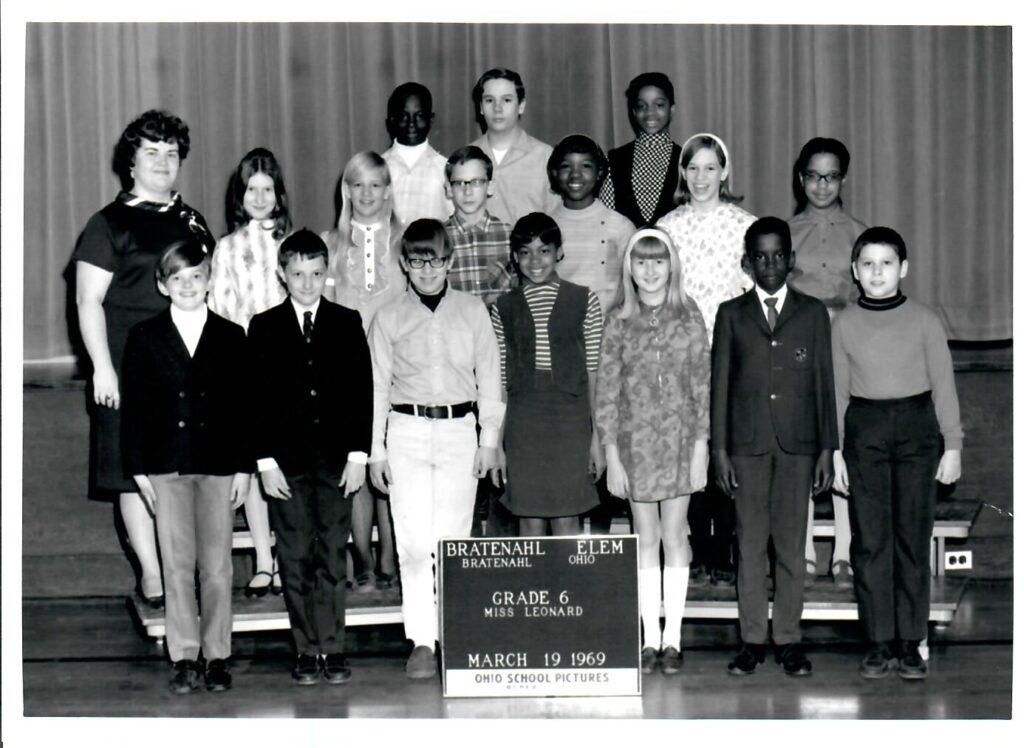 1968-69  Grade 6