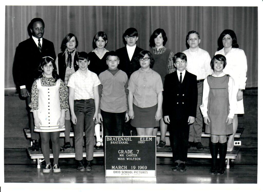 1968-69 Grade 7