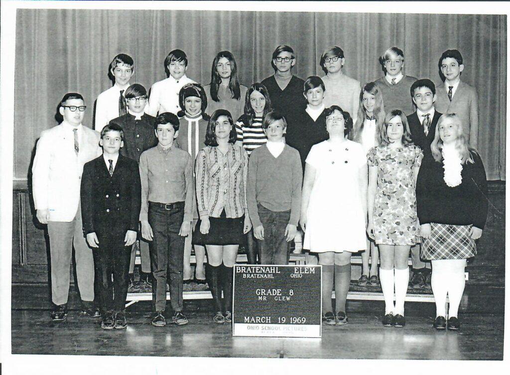 1968-69 Grade 8