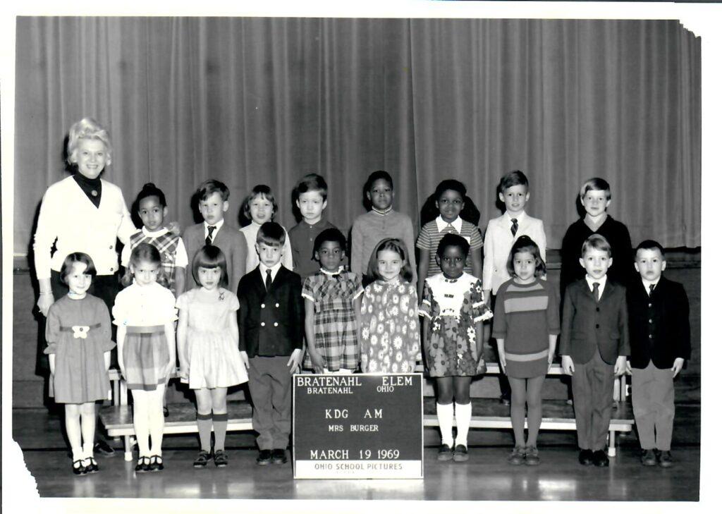 1968-69 Kindergarten