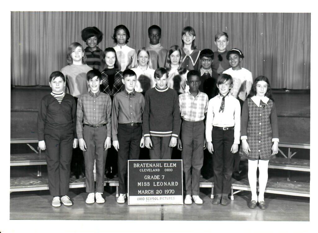 1969-70 Grade 7