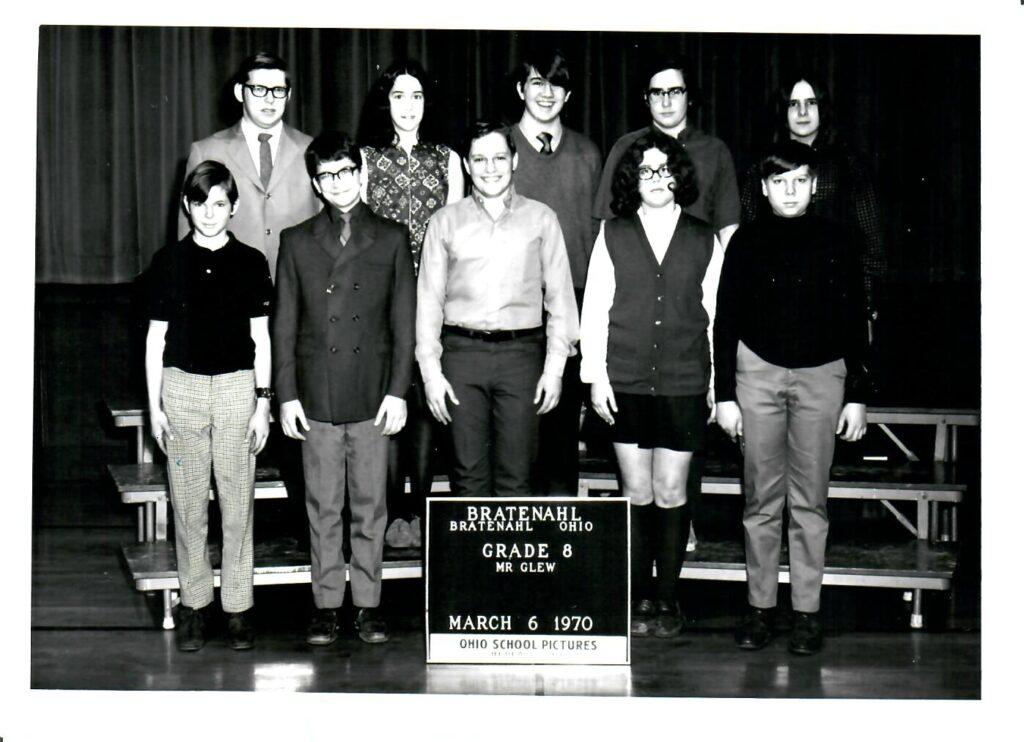 1969-70 Grade 8