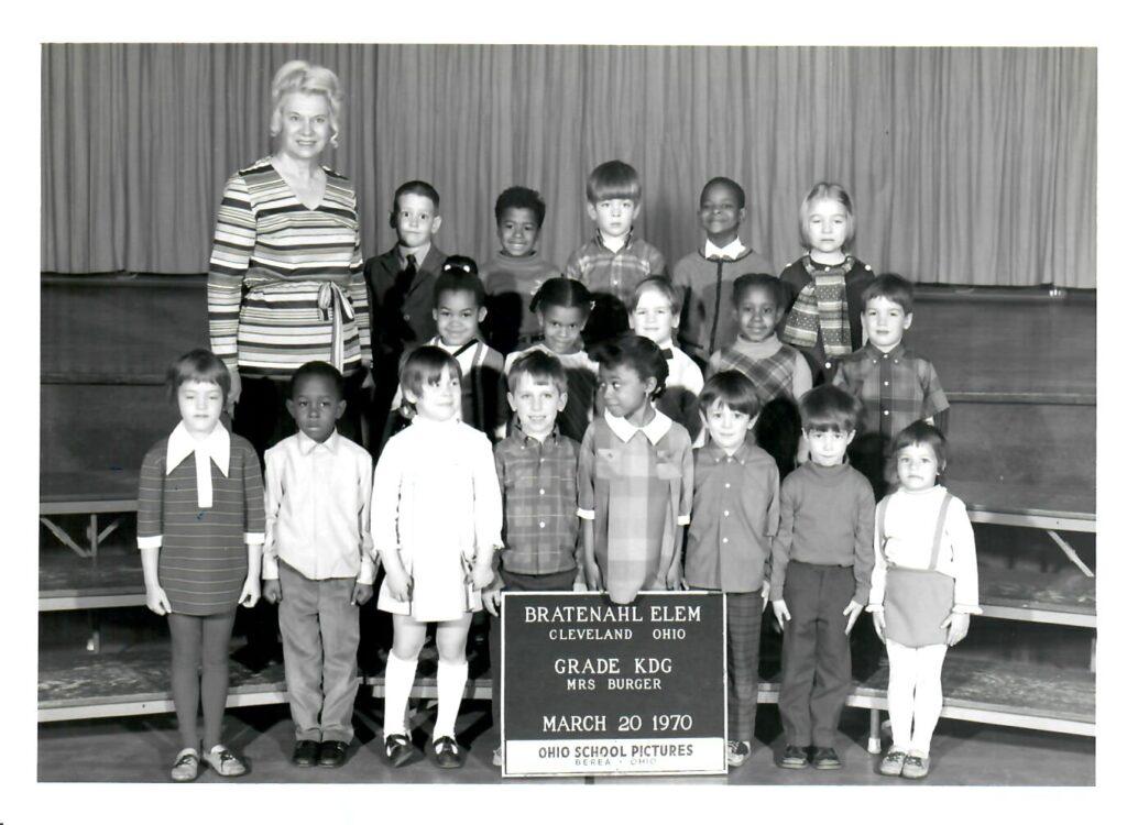 1969-70 Kindergarten