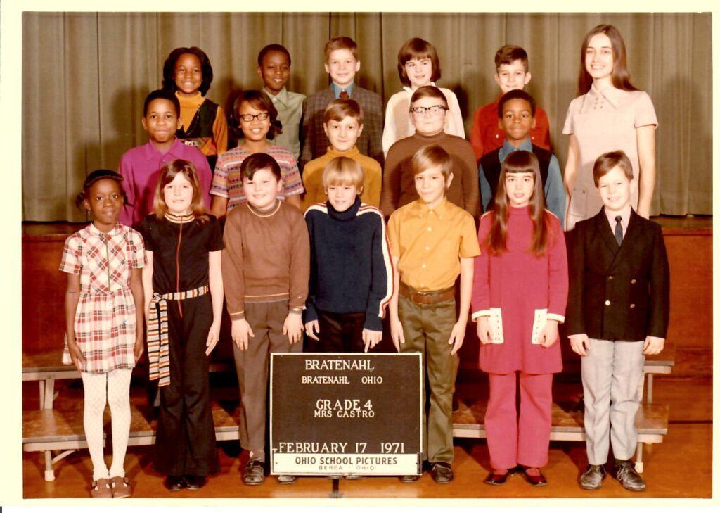 1970-71 Grade 4