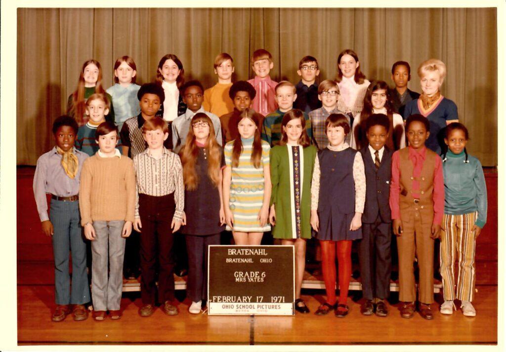 1970-71 Grade 6