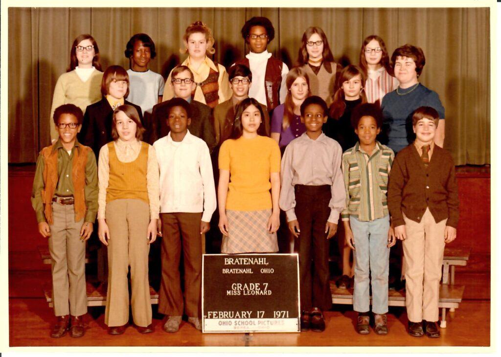 1970-71 Grade 7