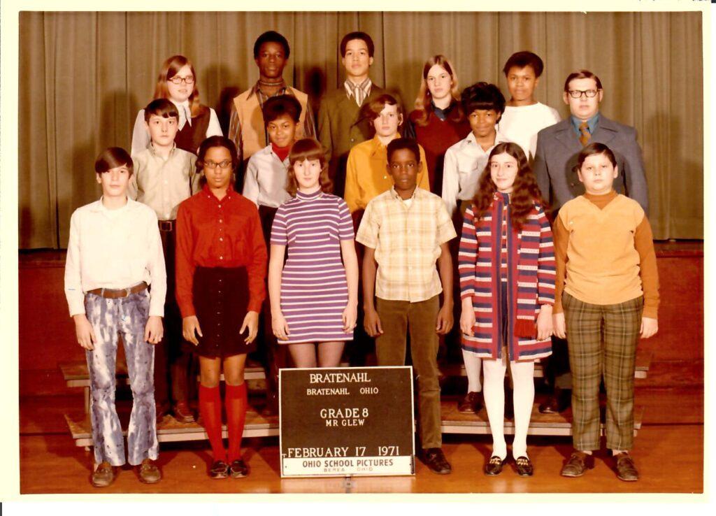1970-71 Grade 8