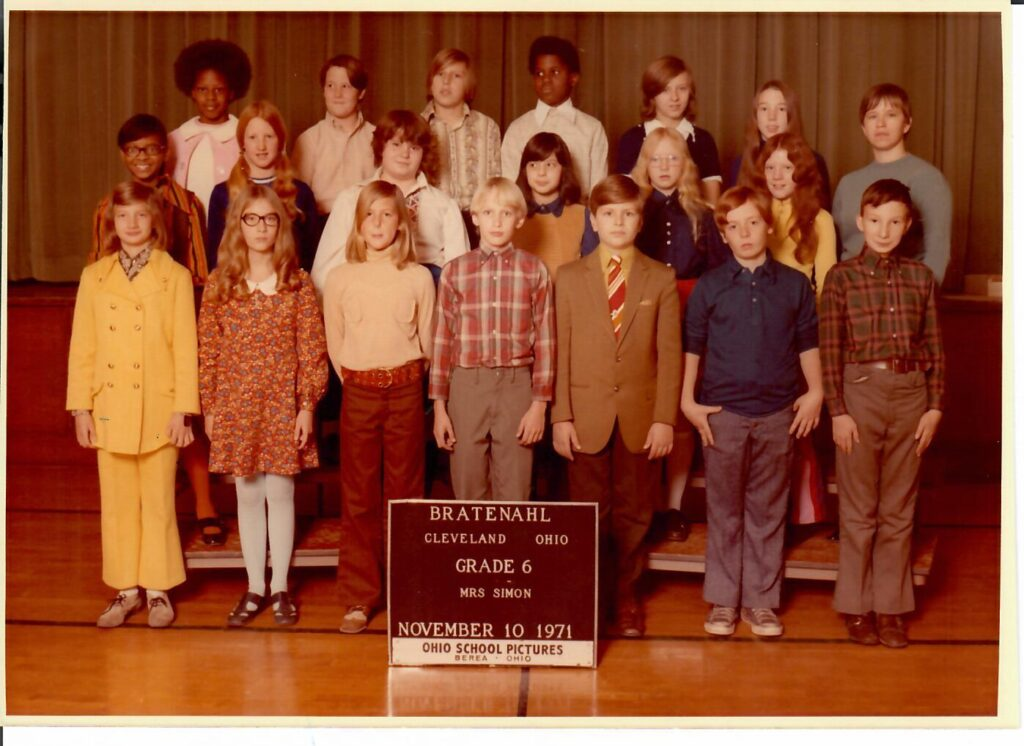 1971-72 Grade 6