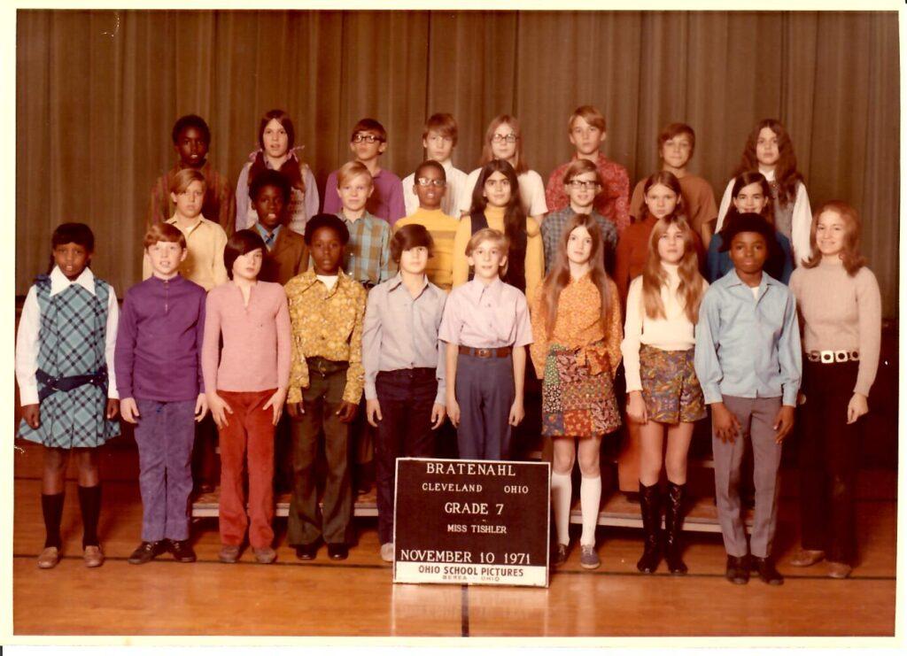 1971-71 Grade 7