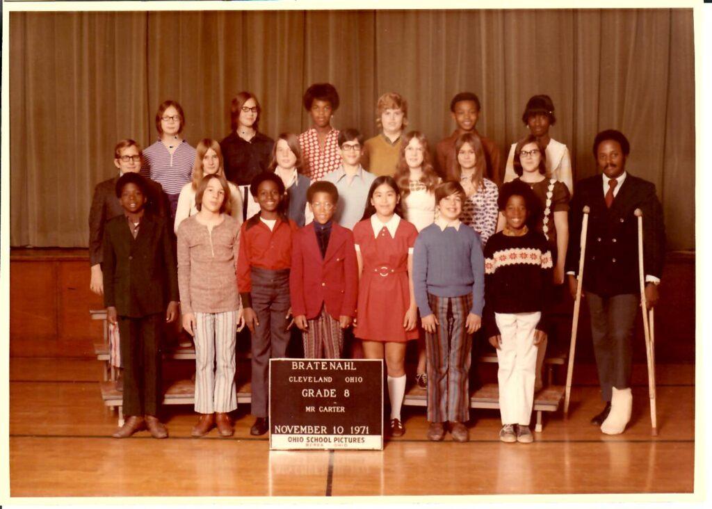1971-72 Grade 8