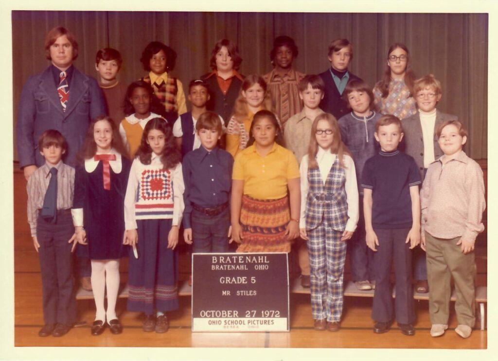 1972-73 Grade 5