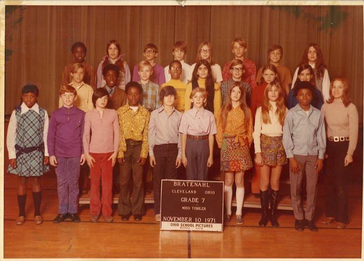 1972-73 Grade 7