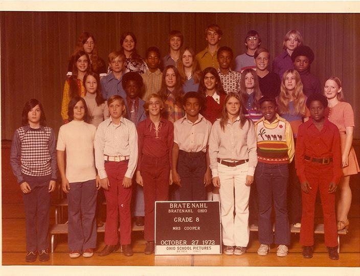 1972-73 Grade 8